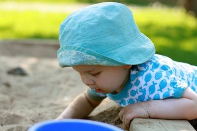 Dětský ráj na pískovišti