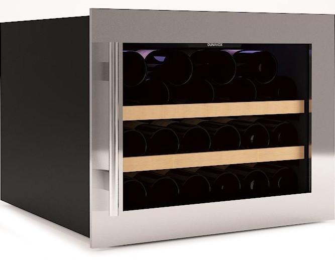 Milujete víno? Pak při navrhování kuchyně nezapomeňte na vinotéku