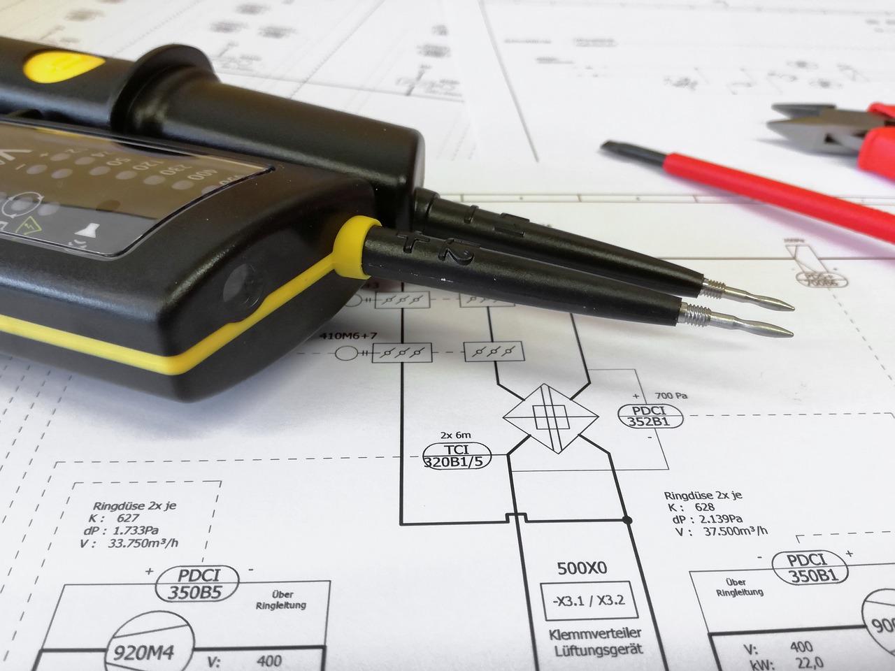 Distributor Plan Wiring Diagram