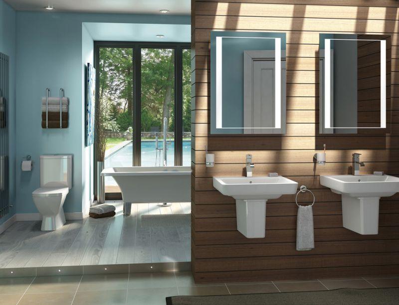 Dřevěná podlaha do koupelny nepatří? Opak je pravdou!