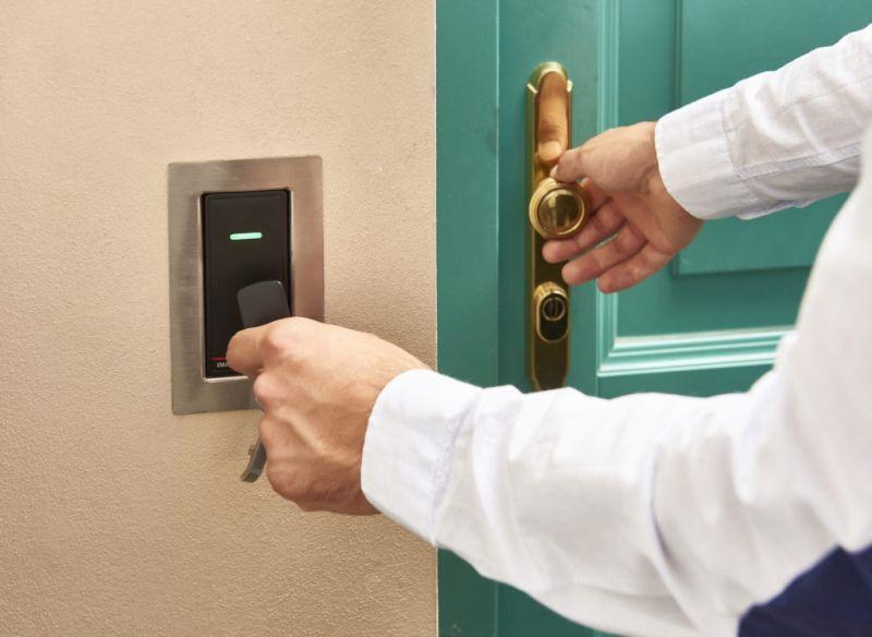 Klíče nebudete potřebovat - čipový přístupový systém je lepší!
