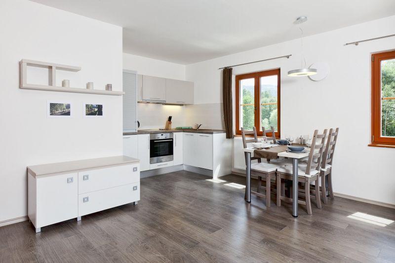 Rekonstruovaná kuchyně