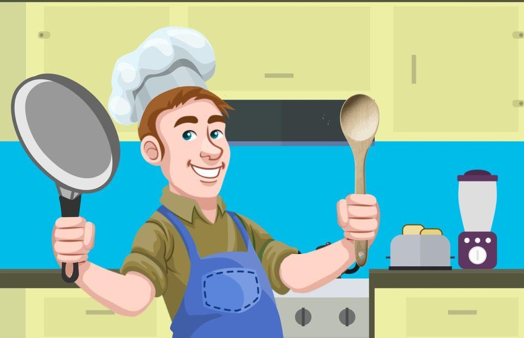 Titanové nádobí pro zdravé a efektivní vaření