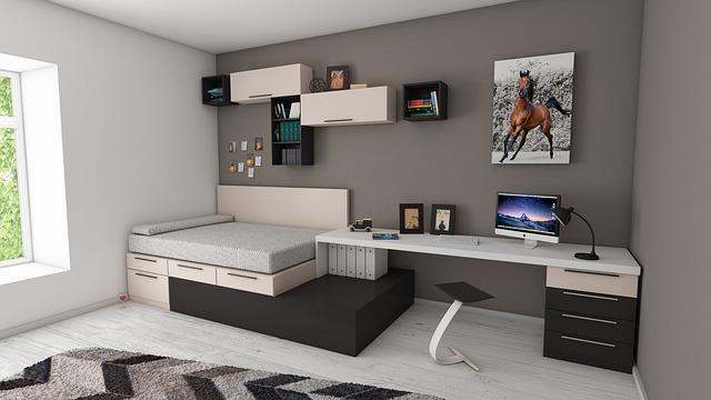 Aktuální trendy do ložnice jsou zajímavým mixem tradice a modernosti