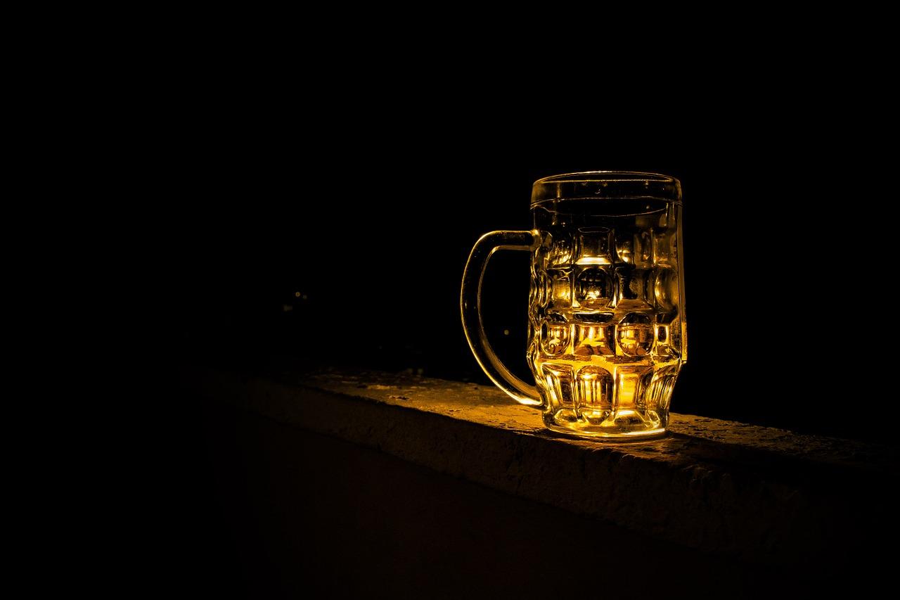 Kvalitní pivní sety často prozradí detail