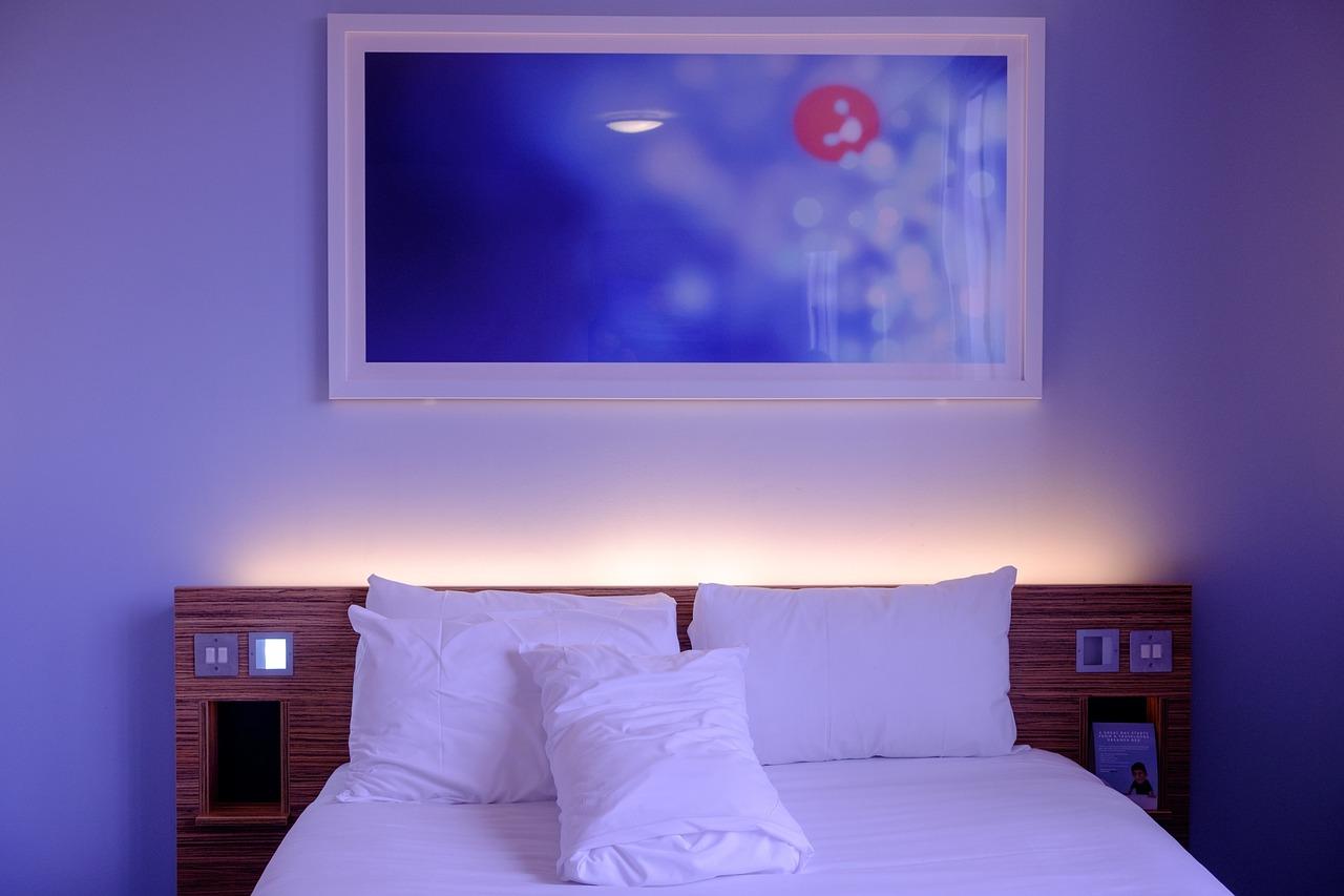 Jak opticky zvětšit malou místnost?