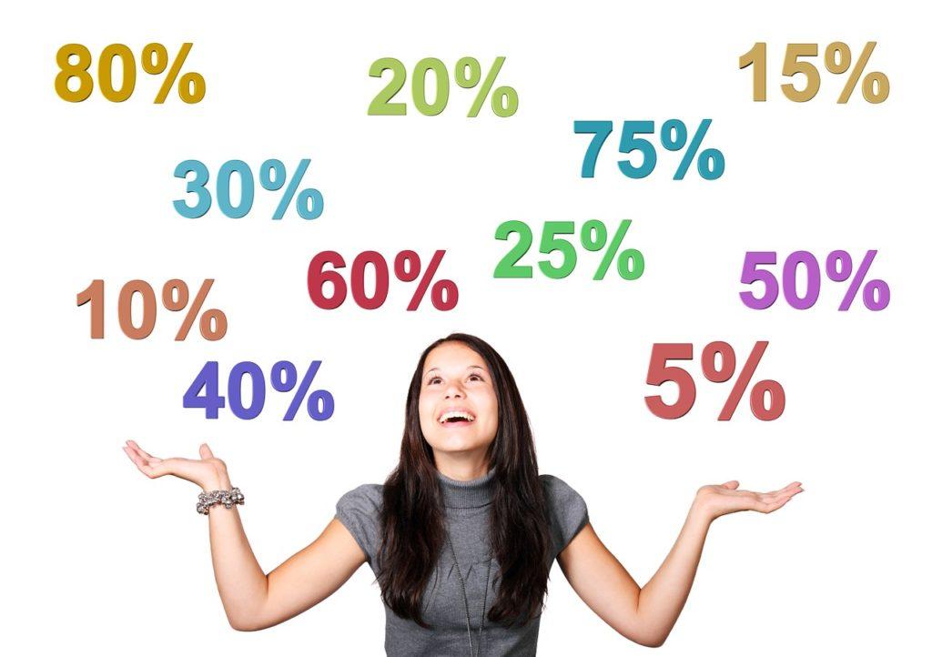Zlevněte si své nákupy na internetu díky několika písmenkům